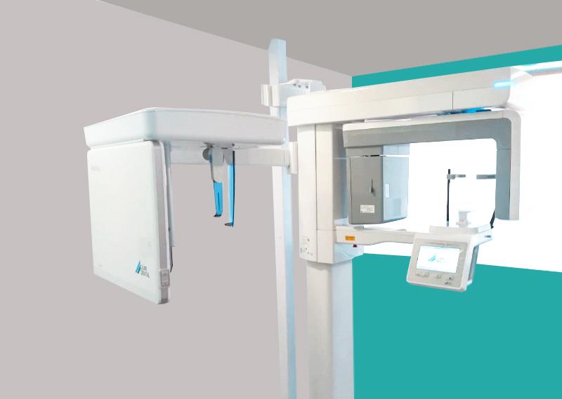 Nuevo equipo de radiografías Durr 3D Scanner Vistabox