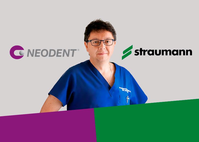¿Por qué utilizamos Implantes Neodent Straumann? ¡Descubre las cifras de éxito!